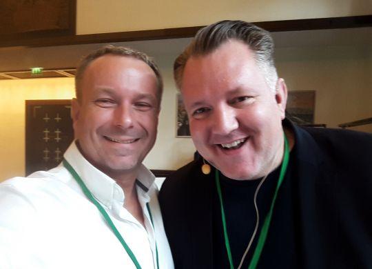 Thomas Gruber und Marco Nussbaum