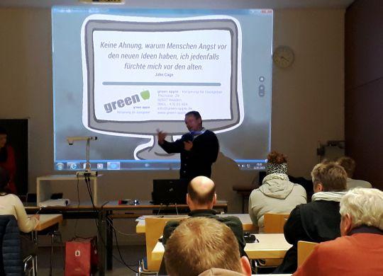 Seminar Online Marketing Bayerischer Wald