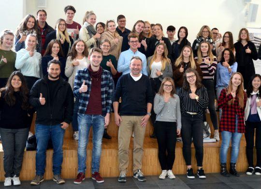 Vortrag Thomas Gruber Schule für Hotel- und Tourismusmanagement Wiesau 1